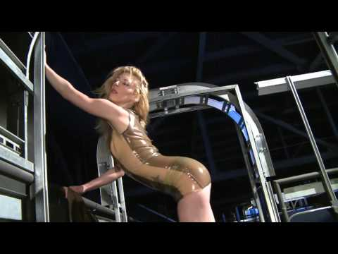 Hot Babe in Tight Latex Leggings from YouTube · Duration:  2 minutes 55 seconds