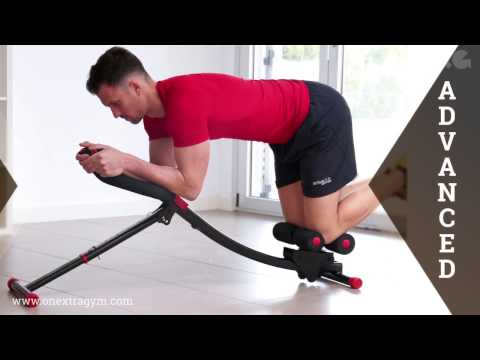 8x Twist Bench - Fitness Abs And Core Home Trainer