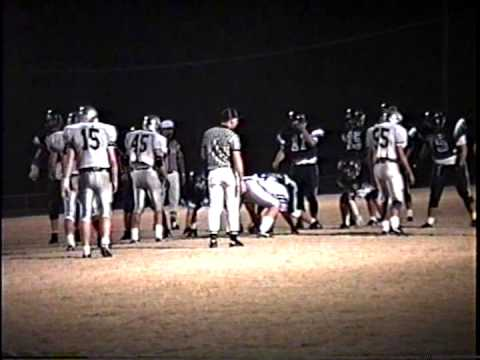 1991 Stratford Eagles (Macon, GA) at Southwest Georgia Warriors (Damascus, GA) (football)