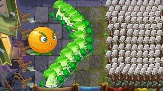 Plants vs Zombies 2 Battlez hack - Citron vs all Zombies - Pvz 2