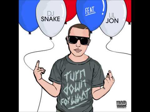 Dj Snake ft.Lil Jon - Turn down for what (ringtone)