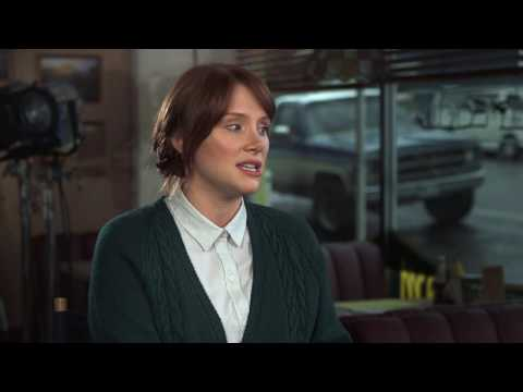 "Pete's Dragon: Bryce Dallas Howard ""Grace"" Behind the Scenes Movie Interview"