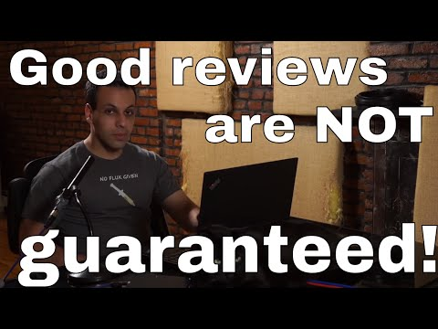 Product reviews on Youtube