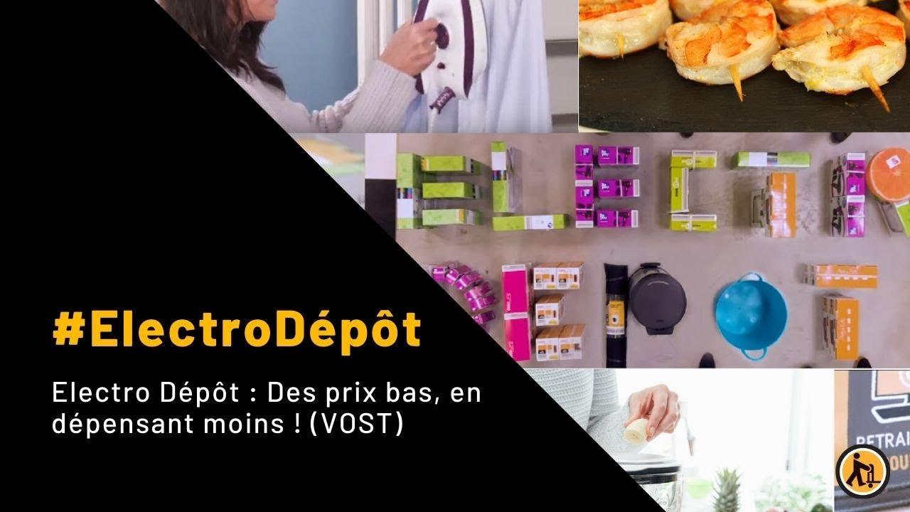 Catalogue Electro Depot Meilleures Promos En Avril 2021