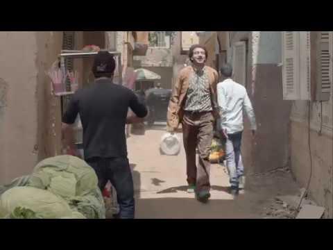 تثبيت علي ربيع في الحارة😂😂وشوفوا سمير غانم هيعمل ايه في البيت!!!!!!