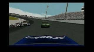NASCAR Racing 3 PC Games Gameplay