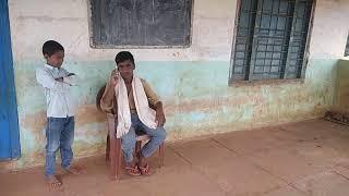 Village panchad. Nizampet children's skit