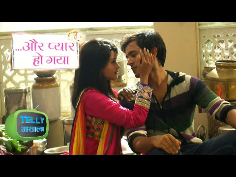 Watch Raj And Avni's Romance In The...