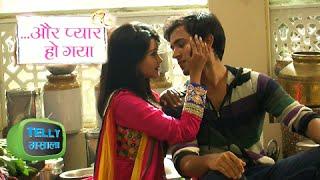 Watch Raj And Avni's Romance In The Kitchen - Aur Pyaar Ho GayaZee Tv Show