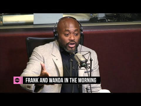Hip-Hop Mogul Steve Stoute Talks to Frank Ski and Wanda Smith