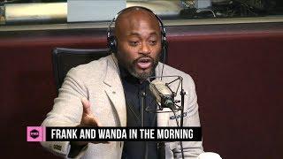 Hip-Hop Mogul Steve Stoute Talks to Frank Ski and Wanda Smith