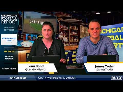 Michigan vs. South Carolina Outback Bowl Highlights, Analysis, and More