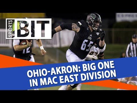 Ohio Bobcats at Akron Zips | Sports BIT | NCAAF Picks