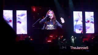 """Charice sings """"Power Of Love"""" (HD)- David Foster & Friends Concert Tour, Chicago 10/21/09"""