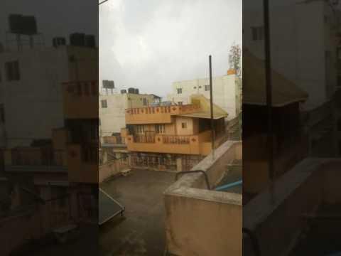 Bengaluru Rains Urban area