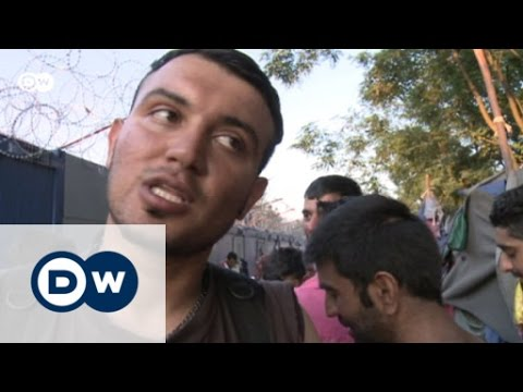 Stranded at the Hungarian border | Focus on Europe