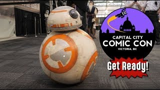 Capital City Comic Con returns in 2020!