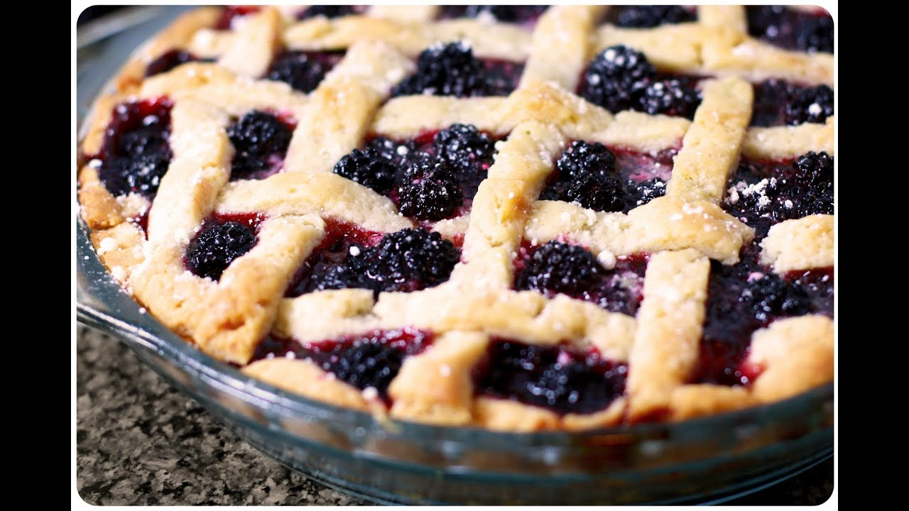 Image result for blackberry pie