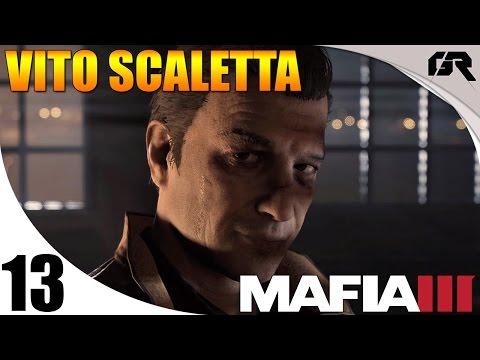 Mafia 3 Greek Lets' Play #13 - VITO SCALETTA