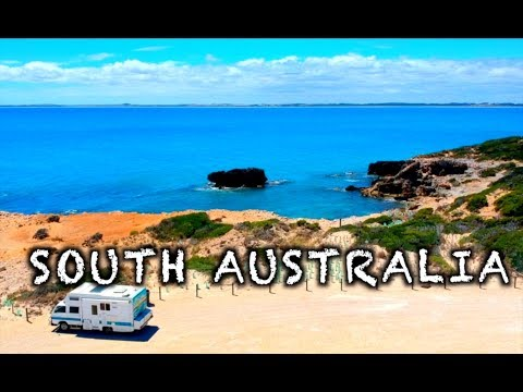 Beautiful Isolated Beach Camping South Australia