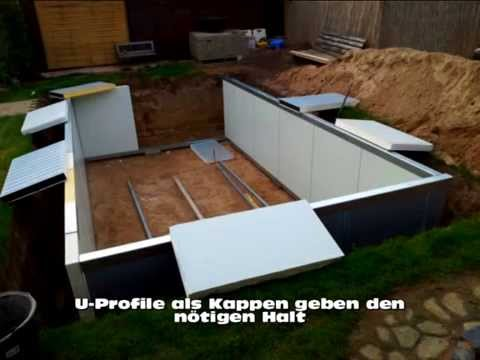 my pool teil 1 youtube. Black Bedroom Furniture Sets. Home Design Ideas