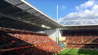 lens-Reims ambiance