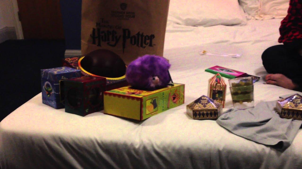 Harry Potter Studio Tour Shop Youtube