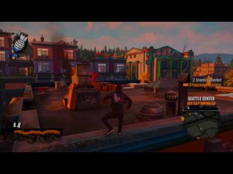 inFamous Second Son 100% Good Karma Walkthrough Part 8, 720p HD (NO COMMENTARY)