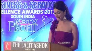 Aurous HealthCare Research & Development :Southern India Business & Service Excellence Awards-2012