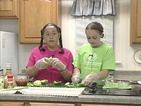 What's Cooking with Kids - Salsa, Salsa, SALSA!