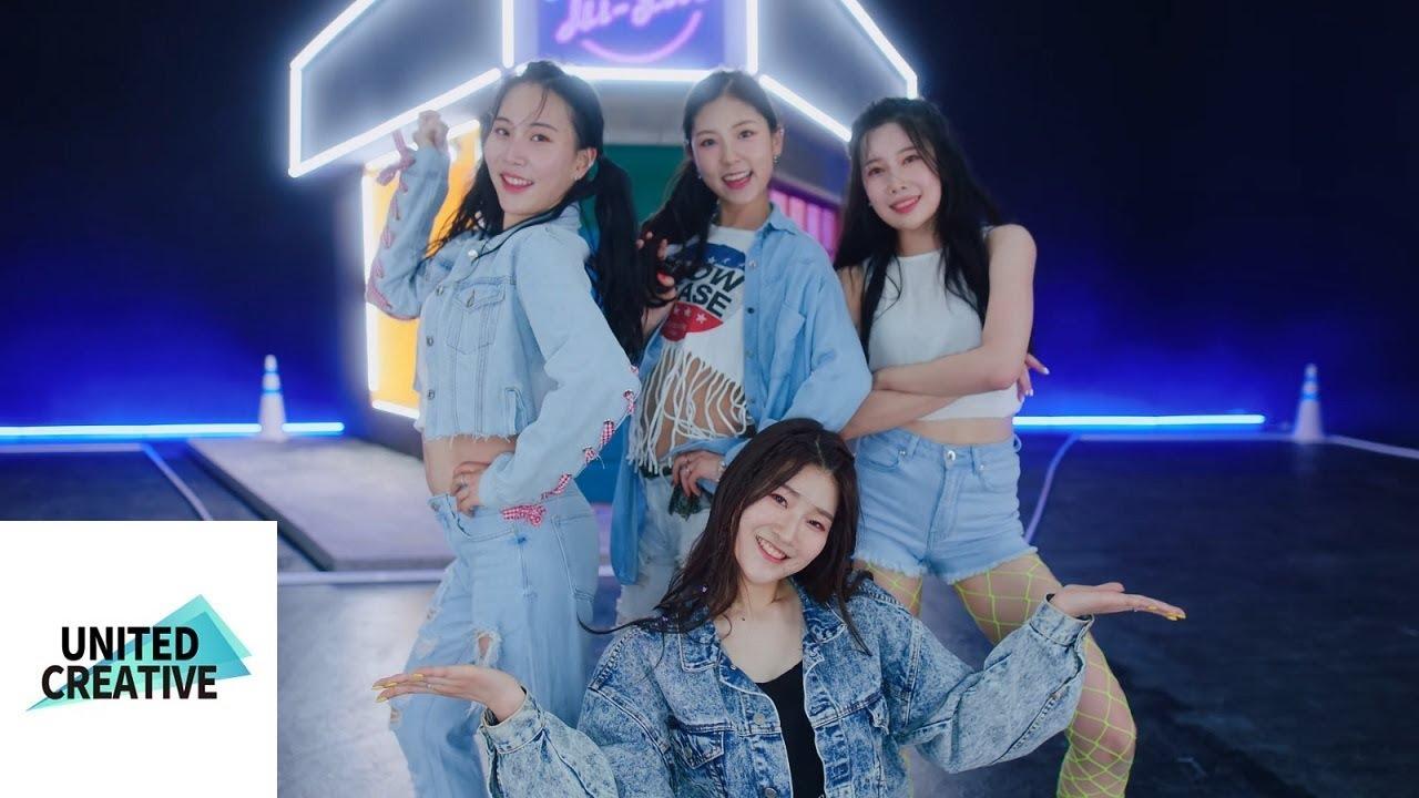 ̲´ë¦¬ì˜¨íƒ' Cherry On Top Hi Five Official Mv Youtube