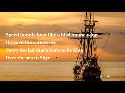 The Corries     The Skye Boat Song With Lyrics