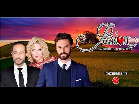El regreso de Blanca Soto en la telenovela Pasión remake 2019 con Iván Sánchez y José Ron
