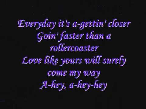 Buddy Holly-everyday.