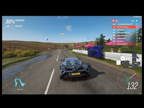Forza Horizon 4 - How I Play With My Keyboard [Ranked Adventure] thumbnail