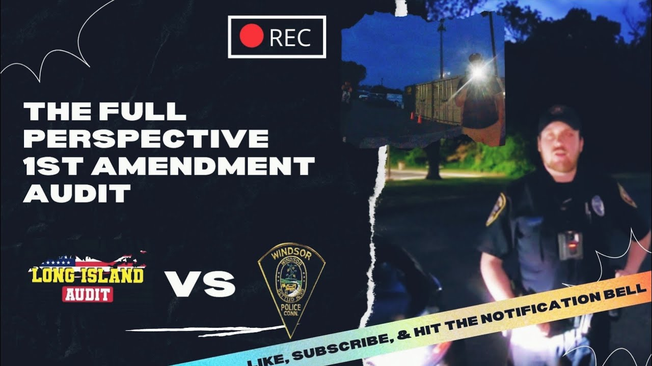NEVER BEFORE SEEN! 1A360 Full Perspective 1st Amendment Audit!