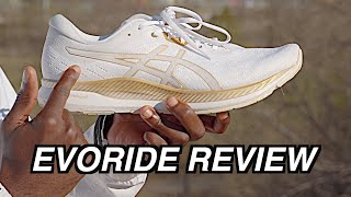 "THE ASICS EVORIDE: THE ""NIKE PEGASUS"" of ASICS 