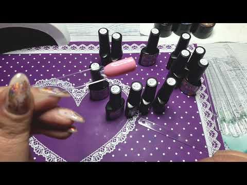 Распаковка ногтевых товаров с Али)))) #распаковка, #aliexpress #лайкнеглядя