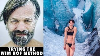 Download Mp3 I Tried The Wim Hof Breathing & Cold Therapy Method For 7 Days | Sorelle Amo
