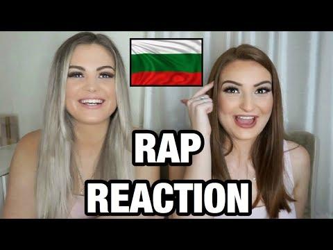 REACTING TO BULGARIAN RAP MUSIC  | Gery-Nikol, Bnr, Tita, Skandau, Dim4ou, F.O