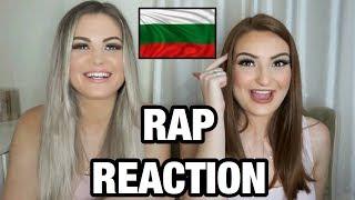 REACTING TO BULGARIAN RAP MUSIC    Gery-Nikol, Bnr, Tita, Skandau, Dim4ou, F.O