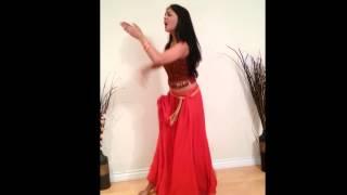 Gup Chup Gup Chup Bollywood Dance Story