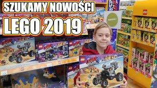 NA ZAKUPACH - SZUKAJĄC NOWOŚCI LEGO 2019