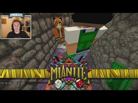 Minecraft: Mianite - Violated In The Strip Club! [37 Part 1]