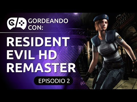 Resident Evil HD Remaster - Gordeando - Parte 2 | 3GB Casual