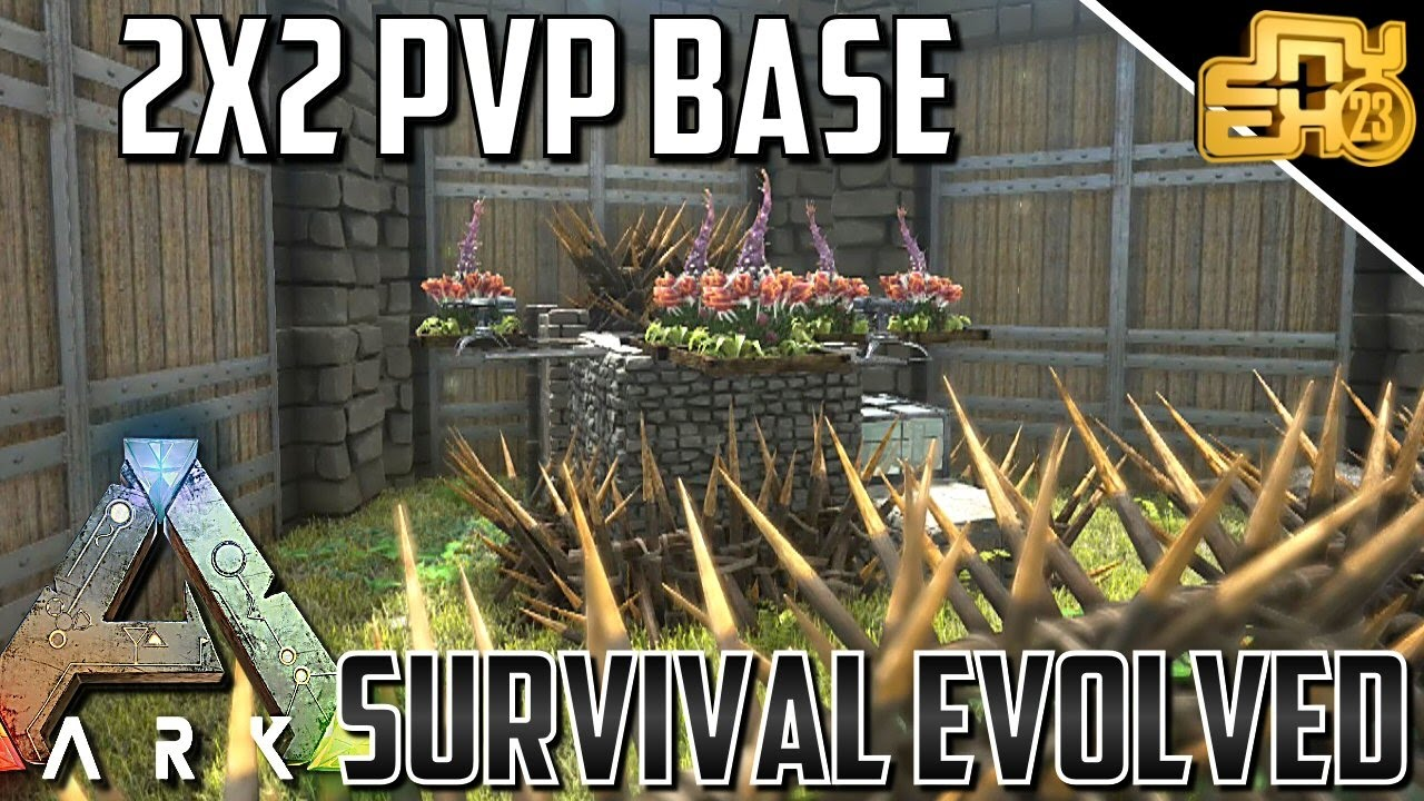 ark how to start pvp