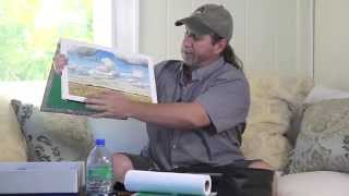 Art Lesson - What I Carry In My Painting Pack (Aaron's Art Tips 17)