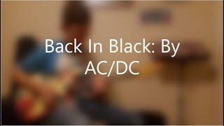 Guitar Lesson // Back In Black - AC/DC