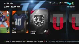 Journey 5 PACK OPENING! - GIMME SOMETHING! - Madden NFL 16 Ultimate Team