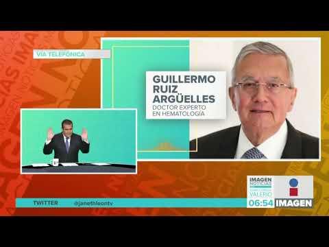 Doctor Trabajo De Investigación || Noticias Con Juan Carlos Valerio
